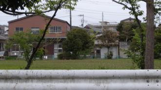 堀割集会所(西側) 劇場版ガールズ&パンツァー 聖地巡礼