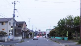 堀割集会所(東側) 劇場版ガールズ&パンツァー 聖地巡礼