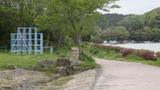 桜道公園 劇場版ガールズ&パンツァー 聖地巡礼