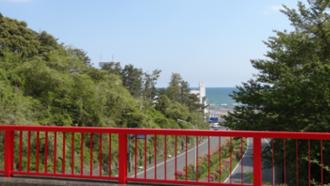 東光台陸橋 劇場版ガールズ&パンツァー 聖地巡礼
