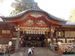 20161104北口本宮富士浅間神社2
