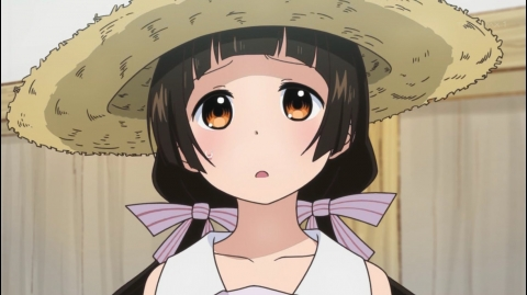 くまみこ 第3話 伝統を守る者 アニメ実況 感想 画像