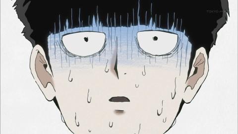 モブサイコ100 第2話 青い春の疑問~脳感電波部登場~ アニメ実況 感想 画像