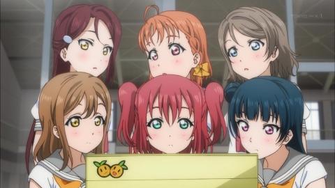 ラブライブ!サンシャイン!! 第7話 TOKYO アニメ実況 感想 画像