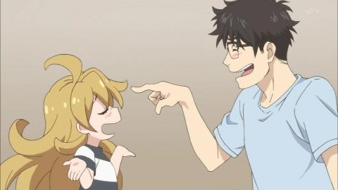 甘々と稲妻 第8話 明日もおいしいイカと里芋の煮物 アニメ実況 感想 画像