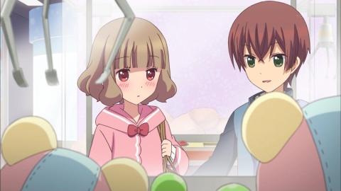アニメ ももくり 第21話 #21 HANAくま / #22 タルタルオムライスの秘密 実況 感想 画像