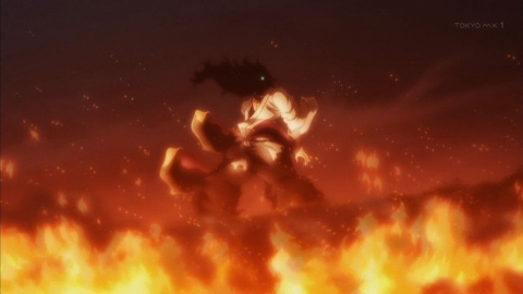 DRIFTERS 第2話 踵 鳴る アニメ実況 感想 画像