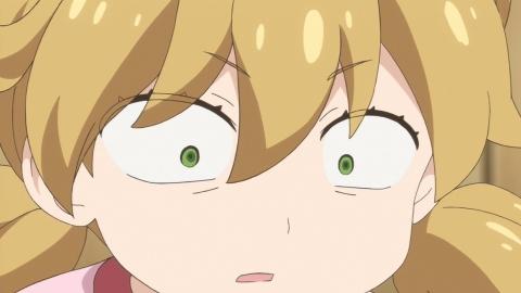 甘々と稲妻 第4話 きらいな野菜とコロコログラタン アニメ実況 感想 画像