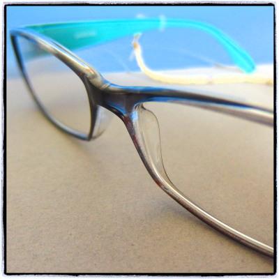 老眼鏡に見えない老眼鏡。