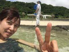 瀬田海海浜公園で海水浴