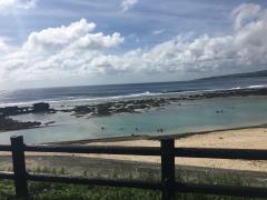 瀬田海海浜公園(帰り1)