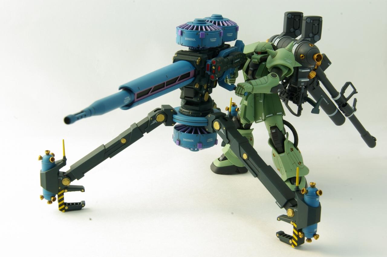 BigGun ZAKU004