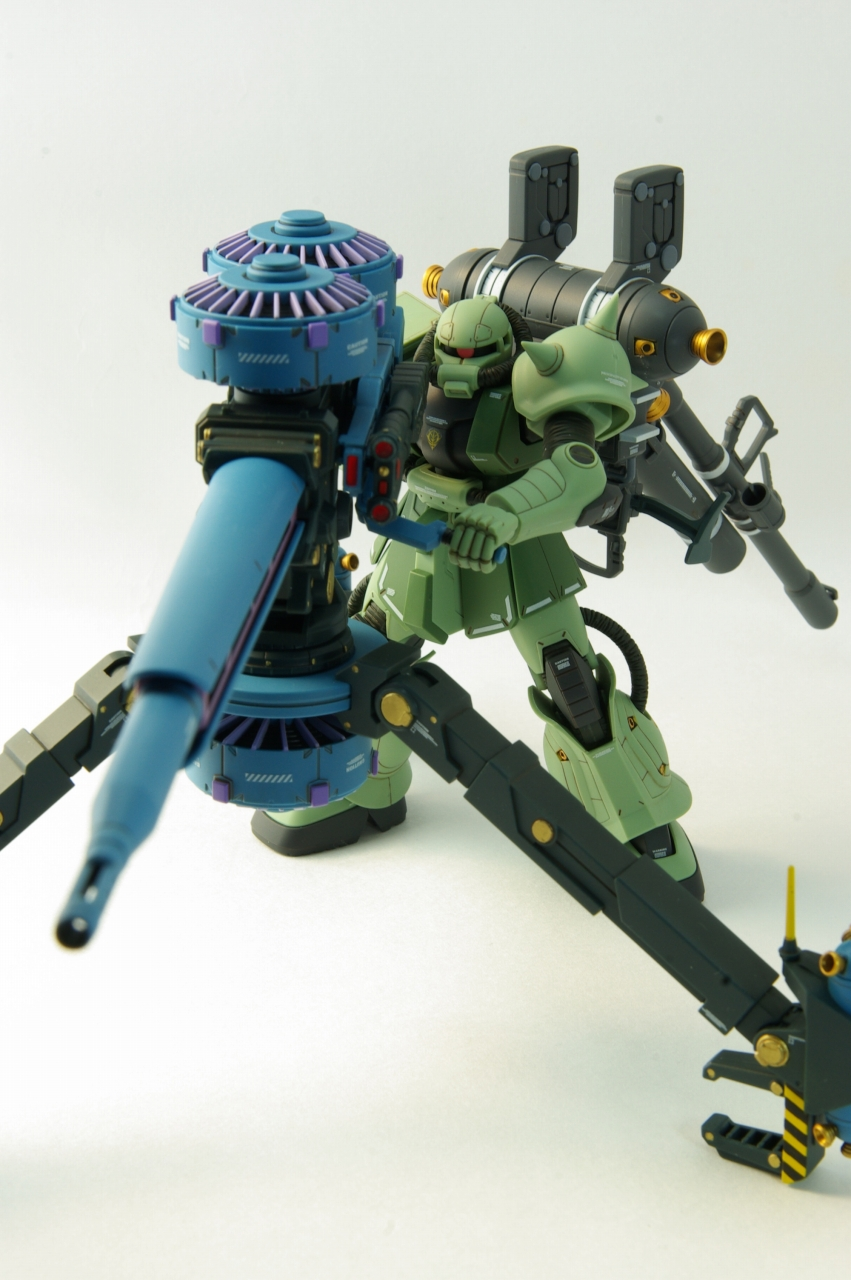 BigGun ZAKU001
