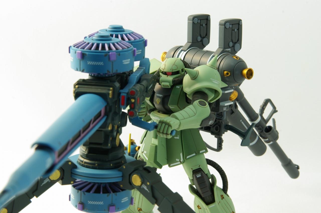 BigGun ZAKU002