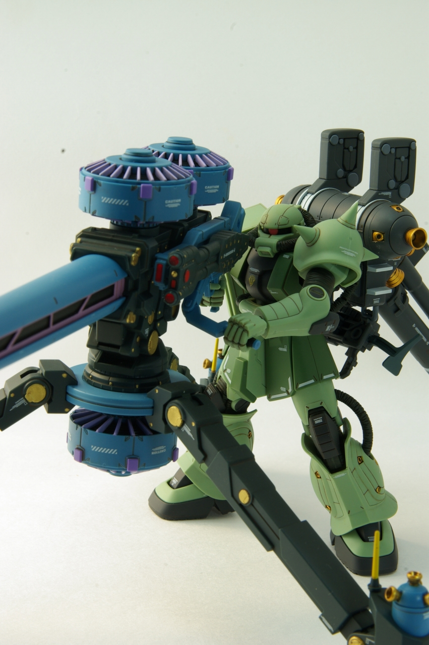 BigGun ZAKU005