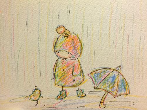 止まない雨4