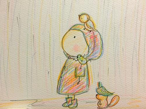 止まない雨5