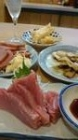 生マグロ310エリンギチーカリ焼き豚サラダ