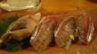 熟成鯵のおから寿司