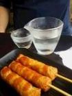 唐揚げ屋鳥串と日本酒