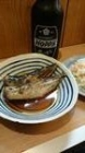 イワシ梅煮130ポテサラ130