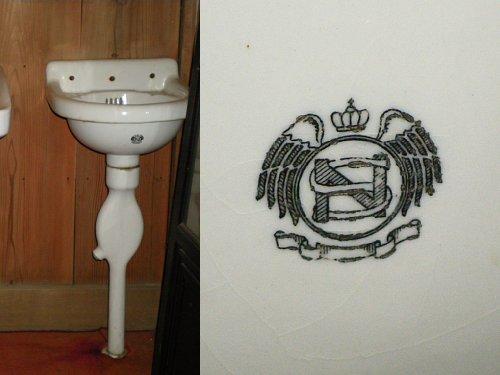 恩賜館・手洗い所