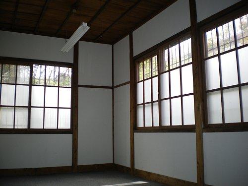 学習院・乃木館室内