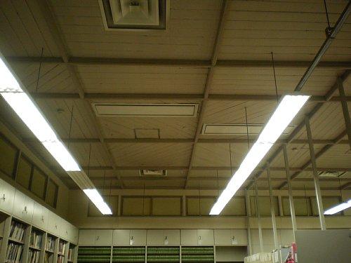 北別館天井