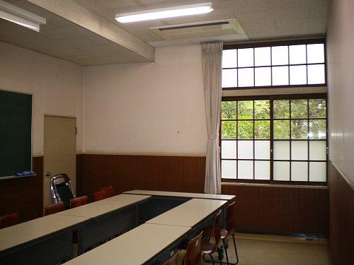 学習院・東別館室内