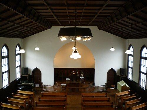 武蔵豊岡教会2