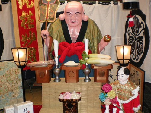 大津祭り・布袋練物