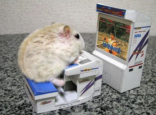 マウスコンピューター(笑)