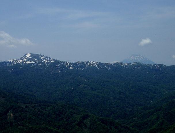 P6110081無意根山、羊蹄山w