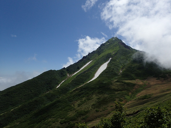 P7160128利尻山w