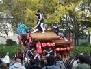2016110614大阪城公園だんじり祭り1