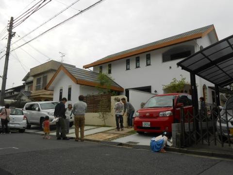 オーナー様のお家見学会20150419 (35)