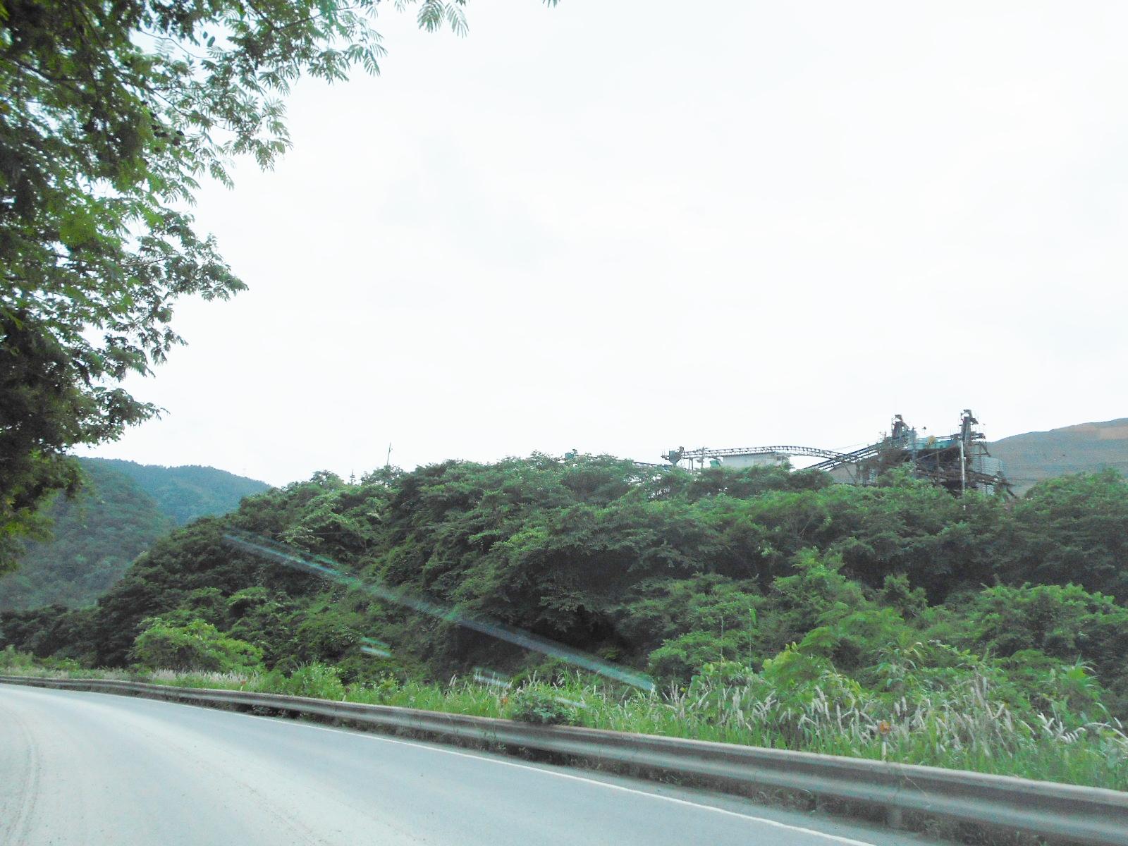 茨城採石場①