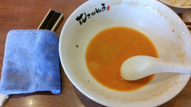 花さんしょう 担担麺20160900006