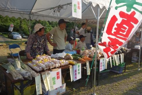 富山のほたる祭り