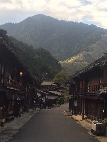 木曽宿場町