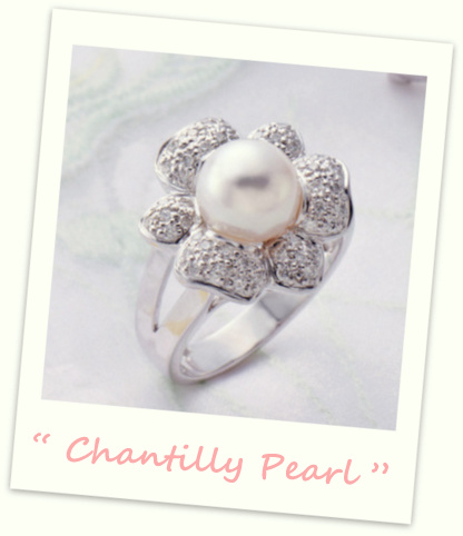 pearl Ring Design
