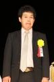 表彰式:佐宗調教師 1_1