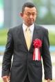 表彰式:金田調教師_1