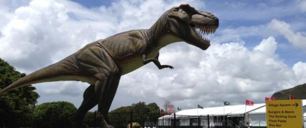 (12) ティラノサウルス