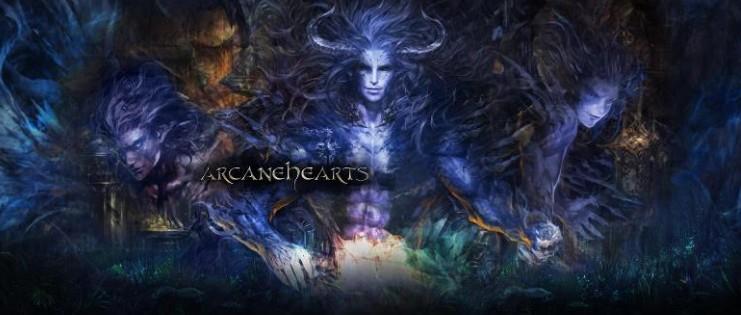 基本無料の新作ブラウザ王道ファンタジーMMORPG 『アーケイン ハーツ』