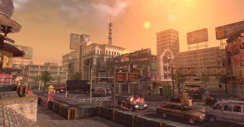 基本無料のガンシューティングオンラインゲーム『HOUNDS(ハウンズ)』 6.22アップデート実施!新ミッション・寺院からは新世代防具が出現…‼