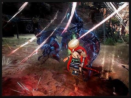 基本無料のオンラインRPGの到達点 『黒い砂漠』  本日より忍者の覚醒武器「修羅刀」が登場するアップデート・修羅の理を実装…‼