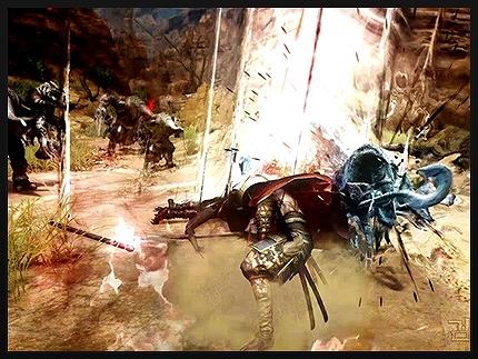 基本無料のオンラインRPGの到達点 『黒い砂漠』  本日より忍者の覚醒武器「修羅刀」が登場するアップデート・修羅の理を実装…