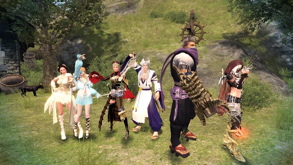基本無料のこれがほんとのリアルアクションRPG『マビノギ英雄伝』 5月25日(水)より「Eventフェスティバル」を開催‼アイテム&レアアバターをゲットするチャンス‼