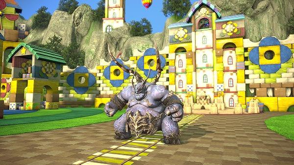 基本無料のファンタジーMMORPG『TERA(テラ)』 モンスターに変身して戦う新戦場「クーマスパラダイス」を実装